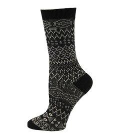 ソレル レディース カジュアルパンツ ボトムス Women's Jacquard Knit Anklet Socks Black