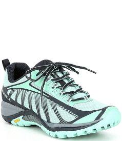 メレル レディース スニーカー シューズ Women's Siren Edge 3 Mesh Hiking Shoes Navy/Wave