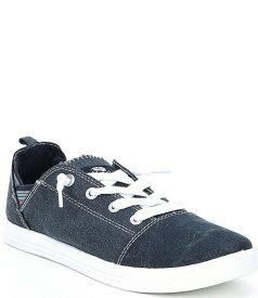 ロキシー レディース スニーカー シューズ Libbie Canvas Stretch Sneakers Dark Navy