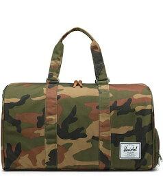 ハーシェルサプライ レディース ボストンバッグ バッグ Novel Duffel Bag Woodland Camo