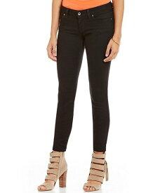 ゲス レディース デニムパンツ ボトムス Power Skinny Stretch Denim Jeans Black