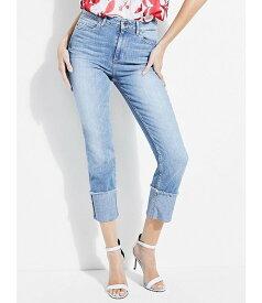 ゲス レディース デニムパンツ ボトムス Rolled Up 1981 High Rise Skinny Jeans Rory