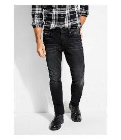 ゲス メンズ デニムパンツ ボトムス Slim Tapered Jeans Black