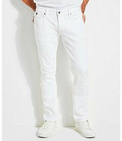 ゲス メンズ デニムパンツ ボトムス Slim Tapered Jeans White