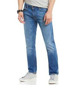 ゲス メンズ デニムパンツ ボトムス Slim Straight Vintage Wash Jeans Light Worn Wash