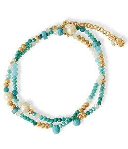 ラッキーブランド レディース ネックレス・チョーカー アクセサリー Collar Necklace Turquoise