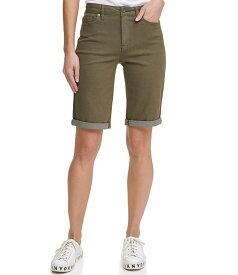 ダナ キャラン ニューヨーク レディース ハーフパンツ・ショーツ ボトムス Jeans 5 Pocket Bermuda Shorts Rosemary