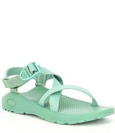 チャコ レディース サンダル シューズ Z1 Classic Monoch Outdoor Sandals Creme de Menthe