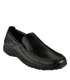 コールハーン メンズ スリッポン・ローファー シューズ Tucker Men's Venetian Slip-On Loafers Black