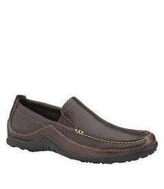 コールハーン メンズ スリッポン・ローファー シューズ Tucker Men's Venetian Slip-On Loafers French Roast