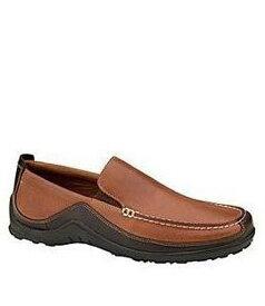 コールハーン メンズ スリッポン・ローファー シューズ Tucker Men's Venetian Slip-On Loafers Tan