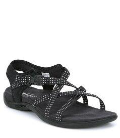 メレル レディース サンダル シューズ District Muri Lattice Outdoor Sandals Black