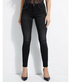 ゲス レディース デニムパンツ ボトムス Selah Studded Sexy Curve Skinny Jeans Selah Wash