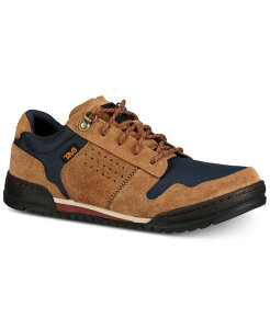 テバ メンズ スニーカー シューズ Men's High Side 84 Sneakers Pecan/Navy
