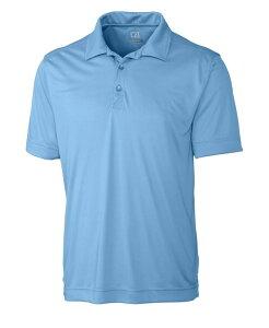カッターアンドバック メンズ ポロシャツ トップス Men's Big & Tall Drytec Northgate Polo Blue