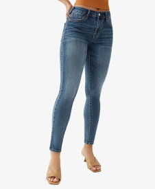 トゥルーレリジョン レディース デニムパンツ ボトムス Women's Jennie Curvy Skinny Jeans Whiskey Creek