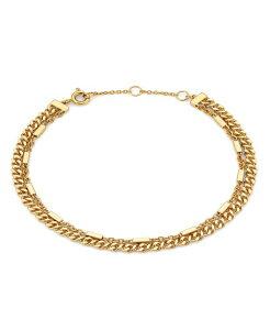 ナドリ レディース ブレスレット・バングル・アンクレット アクセサリー 18K Gold Tone Layered Bracelet Gold Tone
