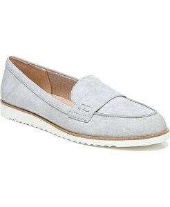 ライフストライド レディース サンダル シューズ Zee Slip-on Loafers Grey Microsuede