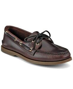 スペリー メンズ デッキシューズ シューズ Men's Authentic Original A/O Boat Shoe Amaretto