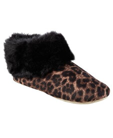 アイソトナー レディース サンダル シューズ Women's Sabrine Bootie Slippers Online Only Cheetah