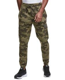 チャンピオン メンズ カジュアルパンツ ボトムス Men's Camo Print Jogger Pants Cargo Olive
