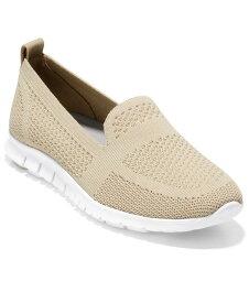 コールハーン レディース スリッポン・ローファー シューズ Women's Zerogrand Stitchlite Slip-On Loafer Flats Rye Knit