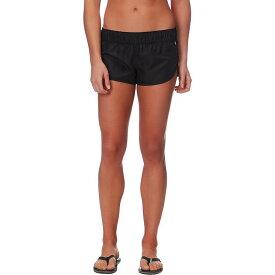 ハーレー レディース ハーフパンツ・ショーツ ボトムス Supersuede Beachrider Short Black