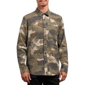 ボルコム メンズ シャツ トップス Dragstone Shirt Camouflage