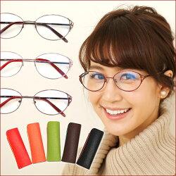 PCリーディンググラスM108(PC老眼鏡)ブルーライトを最大約50%カット
