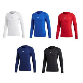 《特価》adidas アディダス EVN55 ALPHASKIN TEAM ロングスリーブシャツ インナーシャツ レアルスポーツ
