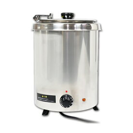 スープジャー 保温ジャー 5L 電気式 30〜90℃ 温度調節機能 業務用 卓上 スープウォーマー 熱を逃しにくい  ###保温ジャーSB5700S###