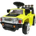 ハマーtype 電動乗用カー 乗用玩具 足踏みペダルで操作OK/###乗用カーPV003無☆###
