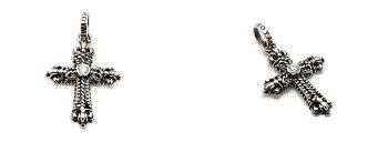 【ROYALORDERロイヤルオーダー】ペンダント/SP134-2-CZ