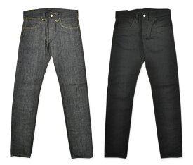【WESTRIDE ウエストライド】ボトム/WR105 BF SKINNY DENIM ★REAL DEAL