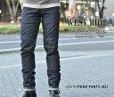 【WESTRIDE/ウエストライド】パンツ/PADD PANTS (BL) ★送料・代引き手数料無料!REAL DEAL