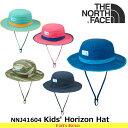ノースフェイス キッズ 子供用 帽子 Horizon Hat NNJ41604 ホライズンハット THE NORTH FACE [17SS]