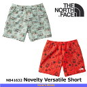 ノースフェイス メンズ ショーツ 短パン NB41632 Novelty Versatile Short ノベルティバーサタイルショーツ THE NORTH F...