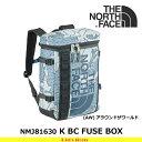 ノースフェイス キッズ 子供用 バックパック K BC FUSEBOX NMJ81630 カラー:(AW)アラウンドザワールド バックパック THE NORTH...