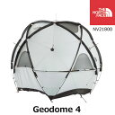 ノースフェイス テント ジオドーム4 Geodome 4 NV21800 カラー:(SF)サフランイエロー THE NORTH FACE [11119ss][sms]