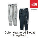 メンズ スウェットパンツ ノースフェイス カラーヘザード ロングパンツ NB81696 Color Heathered Sweat Long Pant The North Face [111…