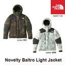 【予約販売商品】ノースフェイス ダウンジャケット ND91720 ノベルティーバルトロライトジャケット Novelty Baltro Light Jacket ...