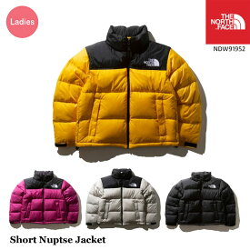 レディース ダウンジャケット ノースフェイス Short Nuptse Jacket NDW91952 ショートヌプシジャケット The North Face [11119fw]