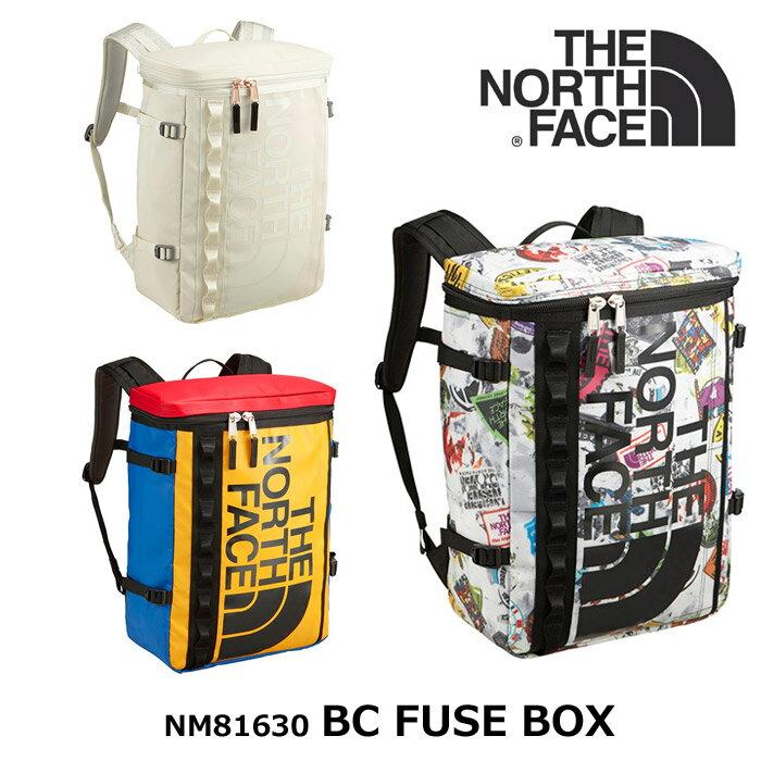 ノースフェイス バックパック BC FUSE BOX NM81630 ヒューズボックス フューズボックス THE NORTH FACE [11117fw]
