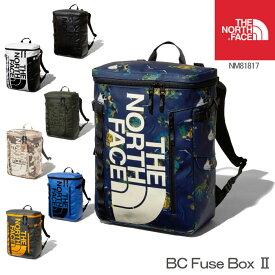 ノースフェイス バックパック BCヒューズボックスツー BC Fuse Box II NM81817 フューズボックス THE NORTH FACE [11119ss 05]