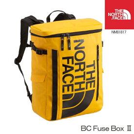 ノースフェイス バックパック BC Fuse Box II NM81817 BCヒューズボックスツー The North Face 通勤 通学 [111sale]