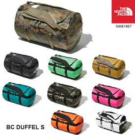 ノースフェイス 大容量 ダッフルバッグ BC Duffel S NM81967 50L 旅行かばん The North Face [111sale]