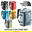 ノースフェイス キッズ 子供用 バックパック K BC FUSEBOX NMJ81630 バックパック THE NORTH FACE [17ss]