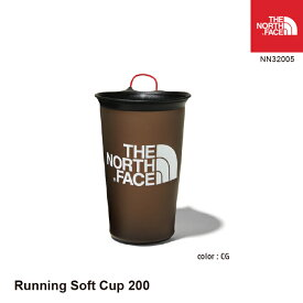 ノースフェイス ランニングアイテム カップ 折りたたみ Running Soft Cup 200 NN32005 The North Face [11120ss][6356]