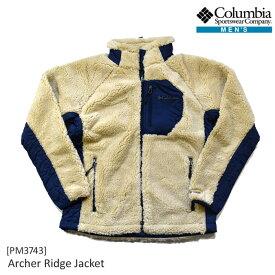 コロンビア メンズ フリース ジャケット 防風 防寒 Columbia PM3743 アーチャーリッジ Archer Ridge Jacket Columbia [22219fw]