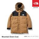 ノースフェイス メンズ ダウンジャケット マウンテンダウンコート ND91935 Mountain Down Coat The North Face [11120w]
